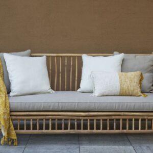 Bamboe loungebanken