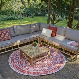 Bamboe loungesets