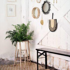 Bamboe spiegels